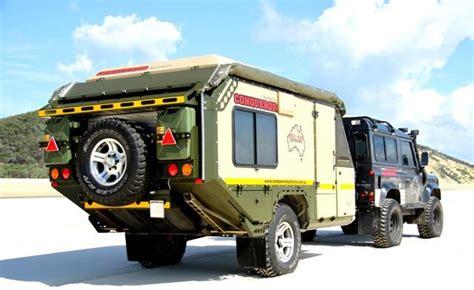 New CONQUEROR AUSTRALIA UEV 490 Camper Trailers for sale