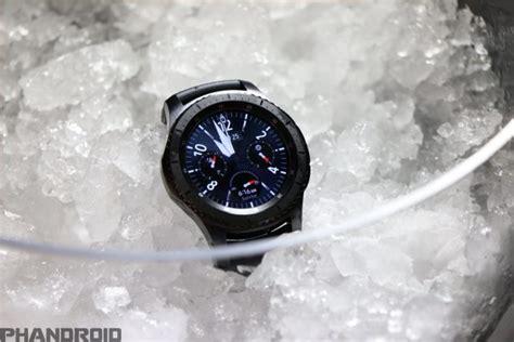 Samsung Gear S3 Frontier Sein samsung gear s3 specs frontier vs classic