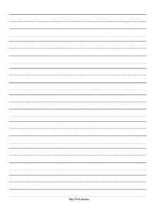 kindergarten writing paper template best photos of kindergarten handwriting paper printable