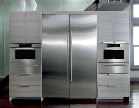 Elkay Kitchen Faucets by Sub Zero Subzero Dual 30inch Column Refrigerator Freezer