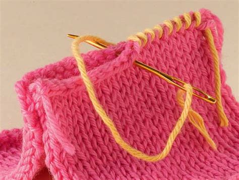 How To Do Mattress Stitch In Knitting by Mattress Stitch Made Easy Quarto Creates