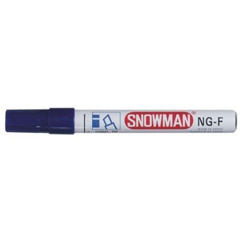 snowman permanent marker ng12f