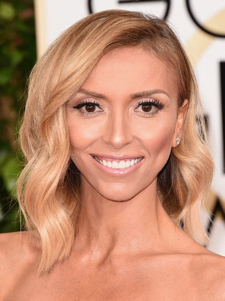 julia rancic new haircut giuliana rancic medium wavy cut giuliana rancic hair
