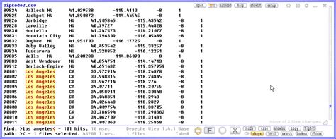 us area codes csv csv data filter tools free depeche view text browser
