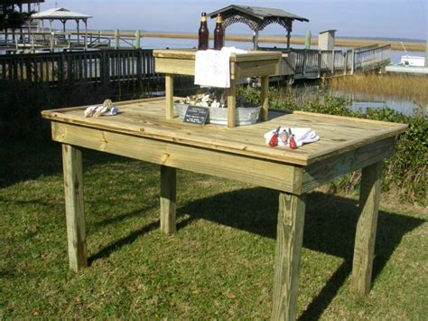 Oyster Table by The Edisto Oyster Table