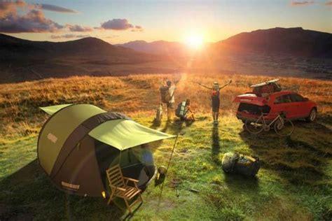 pop up solar lights cinch pop up tent with solar power and led lights gadgetsin
