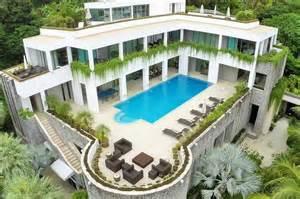 Villa de luxe avec piscine et vue sur mer à louer à Kamala, Phuket