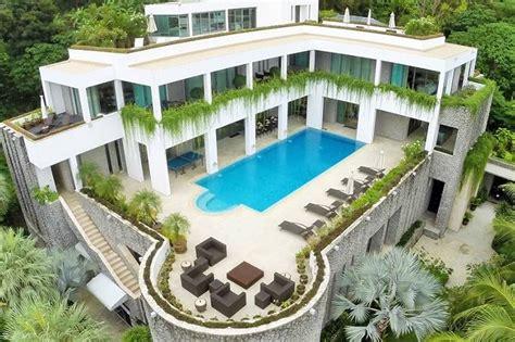 Ordinary Salle De Bain Grande Surface #9: 001-Luxury-pool-villa-with-spa-in-Kamala-189.jpg