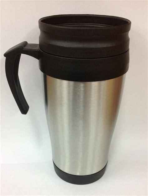 Car Travel Mug stainless steel thermo mugs auto mug car travel cing cup tea coffee soup ebay