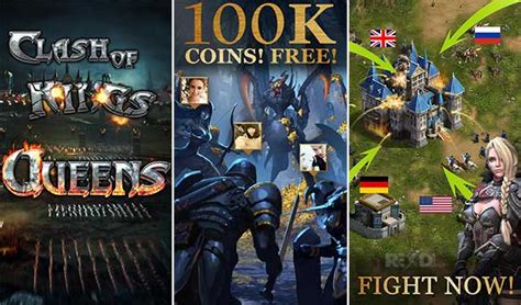 clash of kings mod game in apk clash of kings ii queens oath 1 8 34 apk strategy game