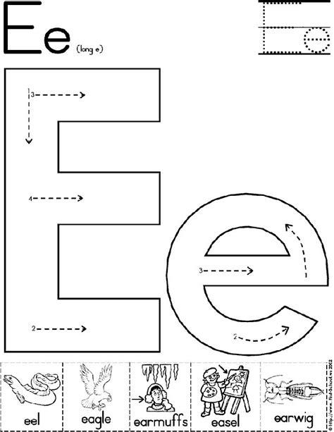 College Letter Grade E Best 25 Letter E Worksheets Ideas On Dot Letters Alphabet Activities For
