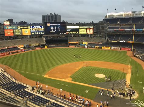 what is section 11 yankee stadium section 322 new york yankees