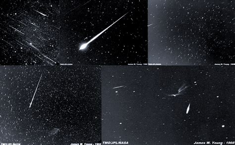 Meteor Shower Tracker by 50th Anniversary Of The 1966 Leonid