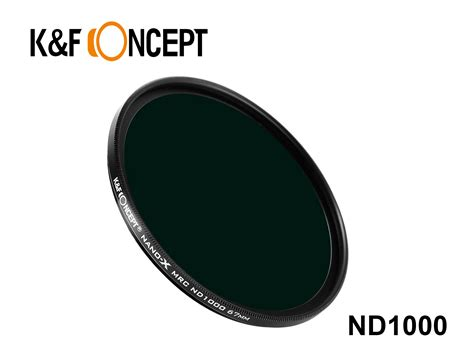 Filter Nd1000 77mm By Lensam42 neutral density nd1000 filter nano x