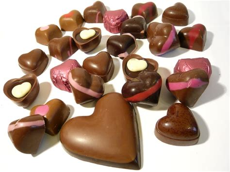 chocolate heart face off hotel chocolat vs thorntons review