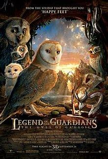 film cartoon owl legend of the guardians the owls of ga hoole wikipedia
