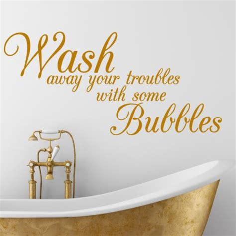 bathroom wall art sayings 25 best ideas about bathroom quotes on pinterest
