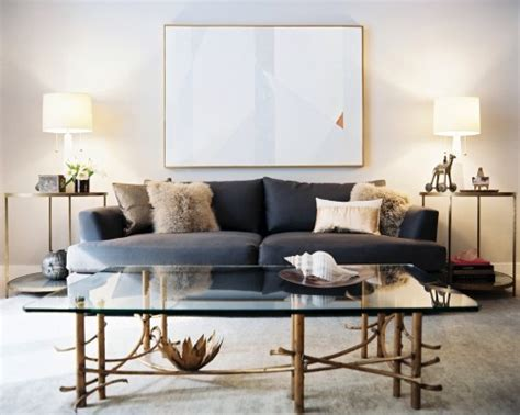 brass table for living room brass and glass coffee table design ideas