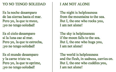 short biography in spanish i m not alone by gabriela mistral poems pinterest