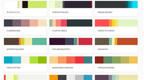 three color combination find top user voted color palettes on pltts me