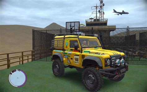 land rover defender inside gta 4 land rover defender mod gtainside