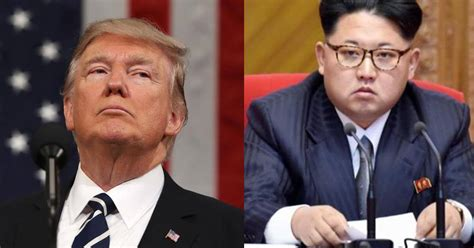 donald trump and kim jong un trump says he would be quot honored quot to meet kim jong un