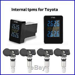 special tire pressure sensor