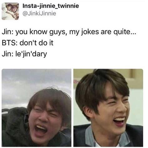 Jins Meme - bts meme bts fandom meme le jin dary oh yes do it