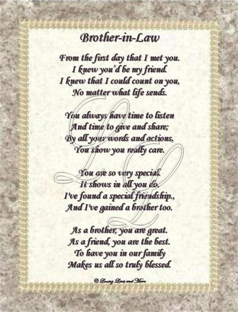happy birthday brother wishes verses short poems for bro in laws brothers in law and law on pinterest