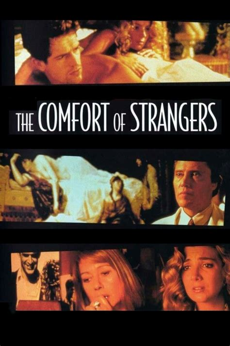 the comfort of strangers the cinemascope cat the comfort of strangers 1990