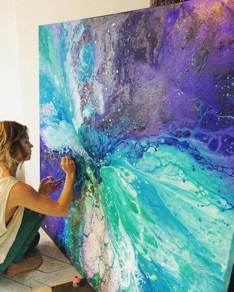 how to marble acrylic paint on canvas best 25 marble painting ideas on marble