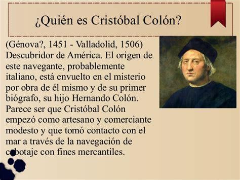 biografia cristobal colon resumen biografia cristobal colon resumen biografia de cristobal