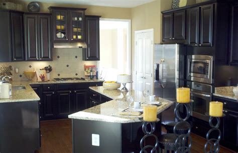 kitchens with espresso cabinets building a ryan home avalon welcome to the beginning of