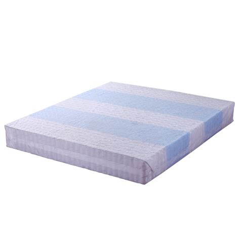 pillow top king bed king size pocket spring latex pillow top mattress buy