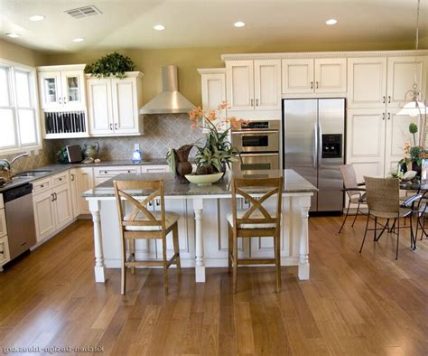 Stain Kitchen Cabinets Darker by Kitchen Cabinet Stain Colors Mosaic Backsplashes With