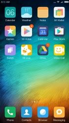 App Drawer For Miui by Xiaomi Redmi Note 4 Review User Interface