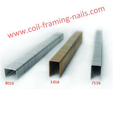 Baseboard Sizes by Coil Nails Framing Nails Roofing Nails Nailer Guns