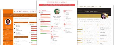 cara membuat cv perusahaan online info lowongan kerja di indonesia gethired id