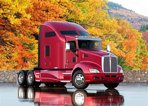 kenworth truck colors picture trucks kenworth 2008 16 t660 wine color automobile