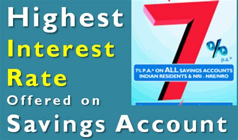 highest interest rate savings banks with highest interest rates in the world charibas ga