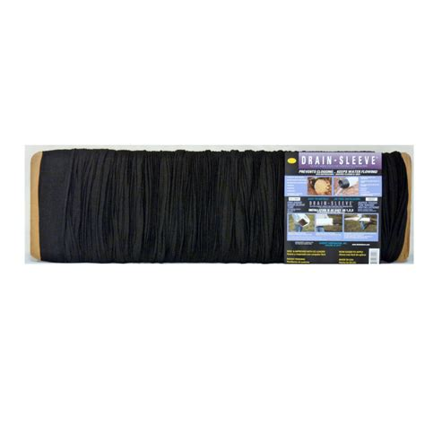Ez Fit Flooring by Shop Drain Sleeve 100 Ft 4 In Pipe Sock At Lowes Com