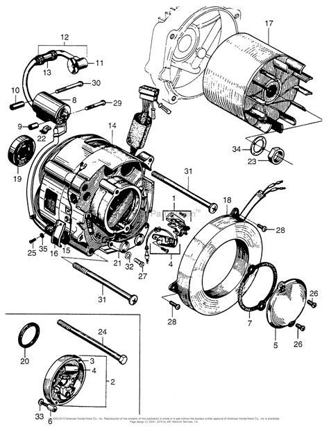 maker layout honda honda ev6010 generator wiring diagram honda em5000sx