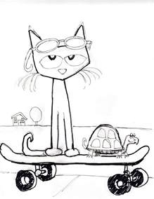 pete the cat coloring pages cc3