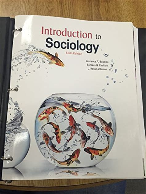 introduction to the science of sociology classic reprint books pdf introduction to sociology by laurence basirico