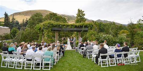 Rose House   Red Butte Garden Weddings   Get Prices for