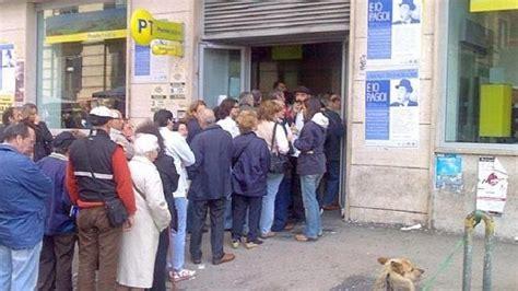 ufficio collocamento taranto poste italiane nuova ripartizione in zone e nuovi