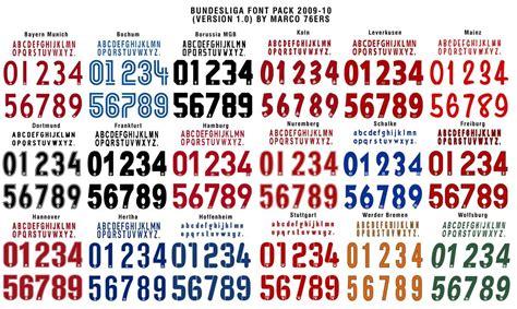 font number mls number font images