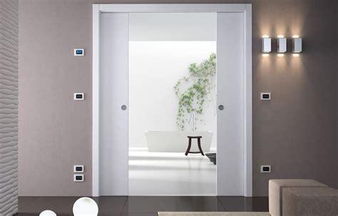 eclisse porte scorrevoli interne controtelaio eclisse per porte scorrevoli le porte
