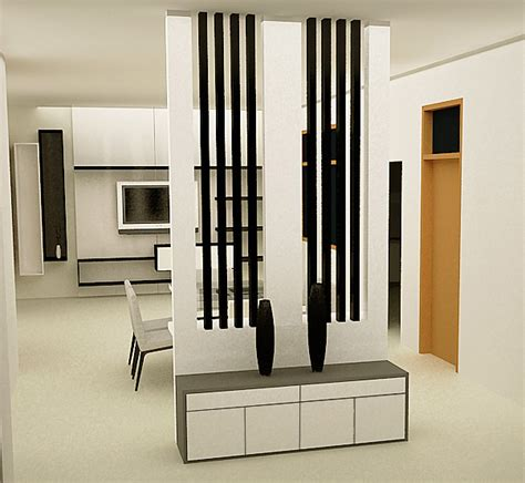 Pembatas Ruang Modern sekat ruang tamu minimalis modern untuk rumah pengantin baru