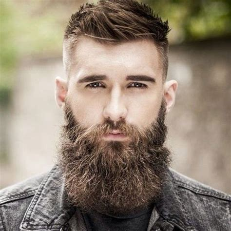 photos of long beards and haircuts the beard fade cool faded beard styles